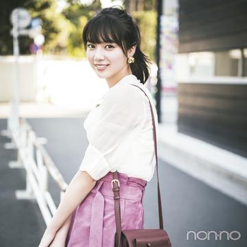 新川優愛がまだまだ着回す♡ 秋の6着+黒ライダースコーデ後半5days