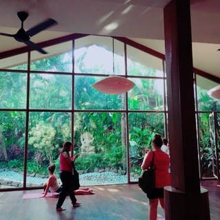 Yoga Barn@Ubud