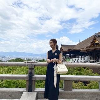 夏の京都の観光へ