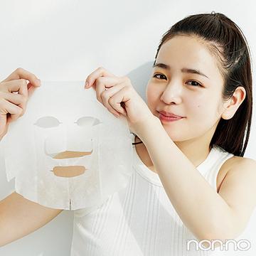 乾燥もべたつきも気になる混合肌さんにぴったりの新シートマスク