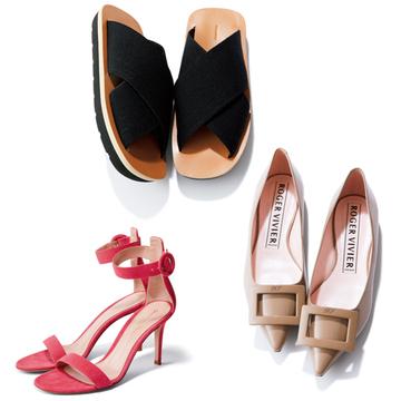靴を買い足すなら「守り・攻め・遊び」のバランスを重視して【スタイリスト大草直子の「おしゃれ塾」】