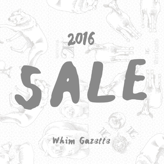 "Whim Gazette ""SUMMER SALE"" information!"