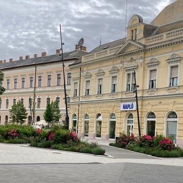 月1 ハンガリー小旅行