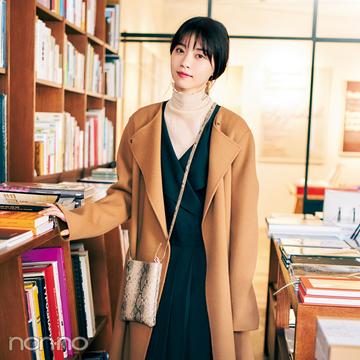 西野七瀬の冬私服♡ シックな冬配色でおしゃれのお手本!