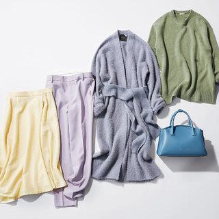【秋のきれい色&セミタイトスカート】2020年秋・おしゃれプロが本気で「欲しいもの」