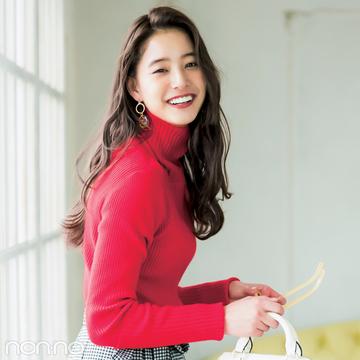 新木優子の着回し4選★今・春・フェミニン・カジュアル、全部いける春の靴はコレ!