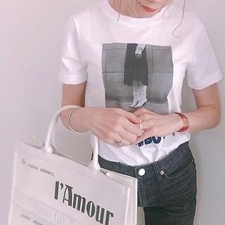 フォトプリントTシャツが気になるの!