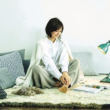 【ブランケット】富岡佳子の「今、欲しい暮らしのモノ、コト」~霜月~