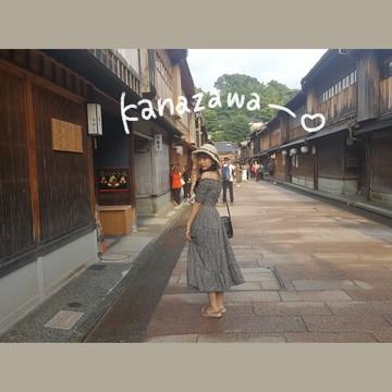 ひがし茶屋街 - 金沢旅行 -