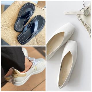 アラフォーがリアルに選んだ2021年春夏トレンド靴を公開! 美女組の春夏シューズまとめ|美女組Pick up!