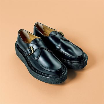 【秋のお出かけが楽しくなる靴2選】「ジルサンダー+」のブーツ&「トッズ」のモンクシューズ