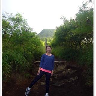パワーチャージ系登山「Koko Head Crater Trail」