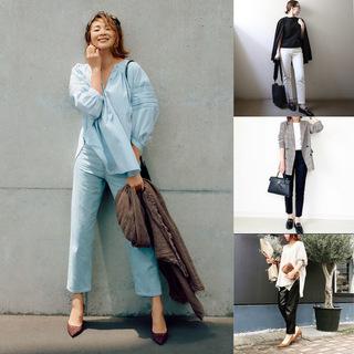 初秋にプラスすべき最旬アイテムは? 季節の変わり目にベストな初秋コーデまとめ|40代ファッション