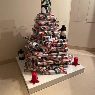 毎年恒例!クリスマス仕様の素敵なアフタヌーンティーへ