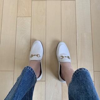 この夏 買った靴