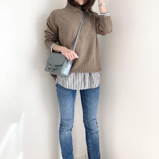 初めてのUNIQLOメンズシャツ♡【momoko_fashion】