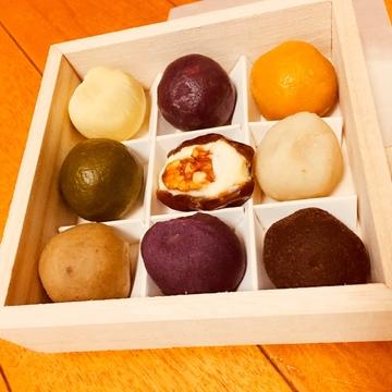 ころんと可愛い♡銀座HIGASHIYAのひと口菓子