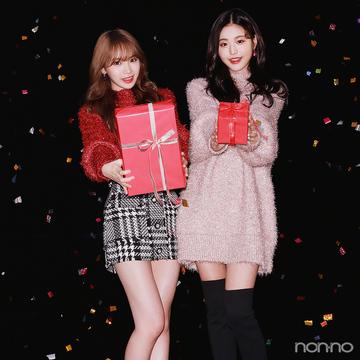 キム・チェウォン&チャン・ウォニョンのクリスマス計画発表♡ 【IZ*ONE連載Vol.9】