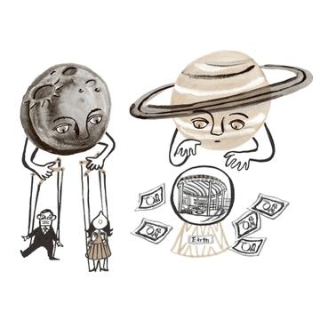 <2021年の運勢>水晶玉子×レイコ・ローラン対談1「コロナ禍をきっかけに、占いとの付き合い方が変わる!?」