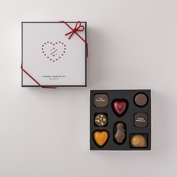 【バレンタイン2021情報】あれから20年‥‥!『ピエール マルコリーニ』の限定パッケージデザインが素敵!