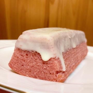 リピ買い必至♡*⇝190円の絶品いちごチョコバームクーヘン♪