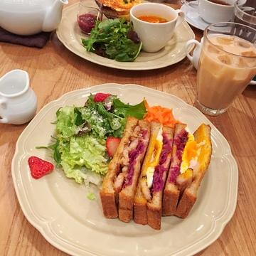 """女子会にぴったり!?""""Afternoon Tea TEAROOM""""♡"""