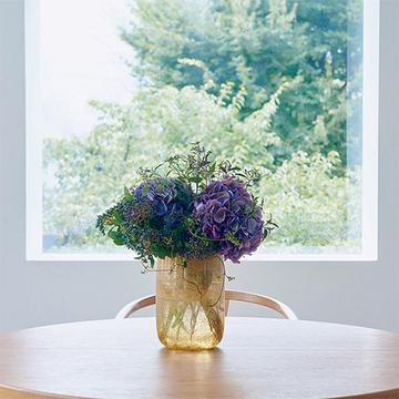 色の変化を楽しむ「秋色アジサイ」【花生師・岡本典子さんに習う花の楽しみ方】