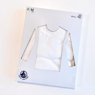 ジャケットのインナーにぴったり!プチバトーの長袖Tシャツ_1_1
