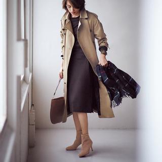 より華奢さがアップした「女っぷりヒール」ブーツで着こなしを格上げ!