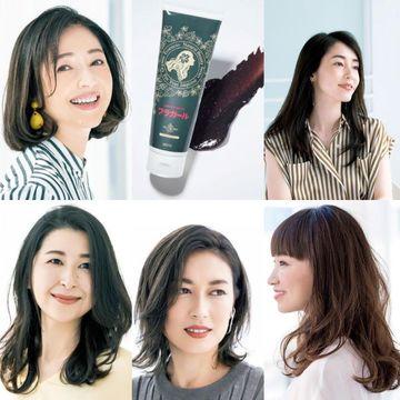 新しい季節にむけて「ほめられヘアチェンジ」をチェック!【50代髪型人気ランキングTOP10】