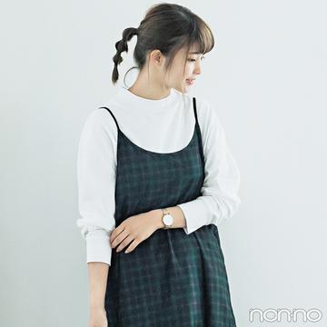 ローリーズファームのインスタ売れワンピース♡ 効かせバッグのコーデ術も可愛い!