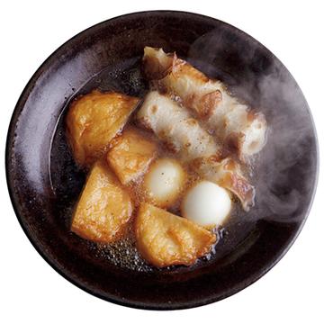 白菜をたっぷりいただく! ゆで卵と練り物、白菜の鍋【絶品鍋レシピ28days】
