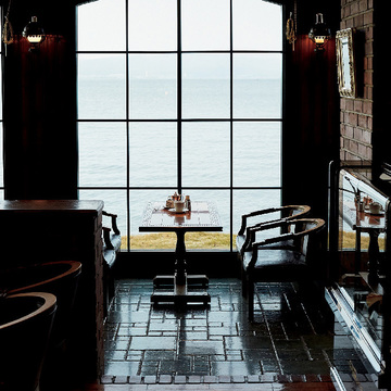 宍道湖を眺めながら至福のひとときを 珈琲館 湖北店