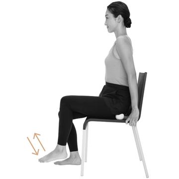 【骨盤を整えるストレッチ7】「骨盤底筋ほぐし」で座りながら骨盤を矯正!