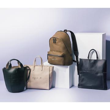 アニエスベーのバッグ、大学生の通学&社会人の通勤に似合うのはコレ!【20歳からの名品】