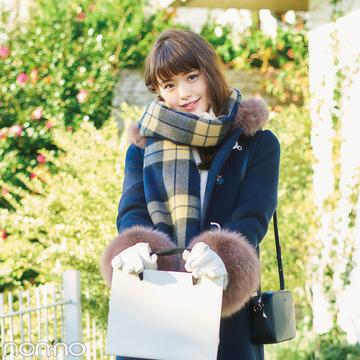 優華が着回す♡ 甘めコーデで「あったかいのにちゃんと可愛い」真冬の5days