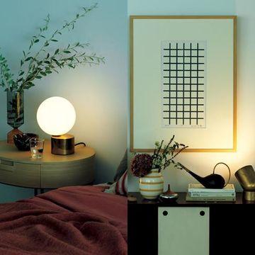 【インテリア照明】雰囲気が変わる「小さな照明」で安らぎの時間づくり