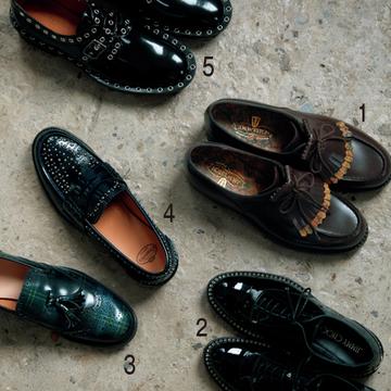 2018年秋冬、今から買いたい靴 photo gallery