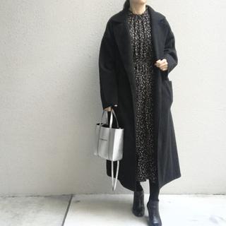 コーディネートが決まらない日の強い味方!冬に着る「黒」