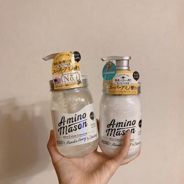 【ヘアケア】Amino masonデビューしました!!_1_2