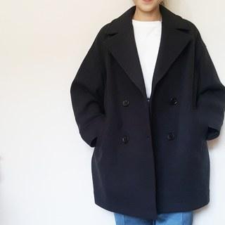 今年のコートはMarisol世代にも大人気、uncraveで決まり♪