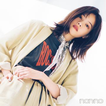 西野七瀬、春のファッション3変化。【進化する西野七瀬2015-2020】