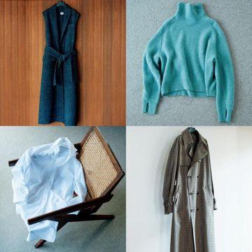 50代の理想のファッションスタイルとは?「最旬の10着」でとびきりのおしゃれを楽しむ!