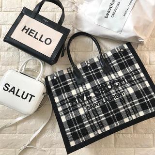 「メガサイズ」がかわいい!キマらない日に持つバッグ【高見えプチプラファッション #142】