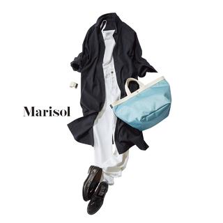 夏休み中の妹夫婦と共に軽井沢へ。白コーデにはシャツワンピが重宝!