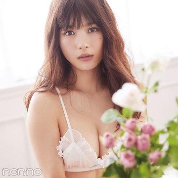 Web限定! 馬場ふみかの最新ランジェリー♡ 【大反響テーマ未公開カット】