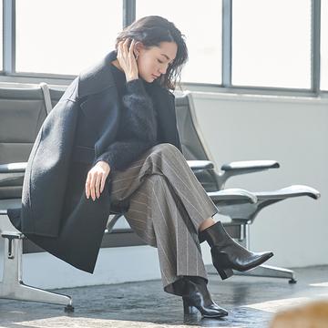"""心地よく、秋冬おしゃれに品よくなじむ。「YOSHITO」の""""感動ブーツ""""に注目!"""