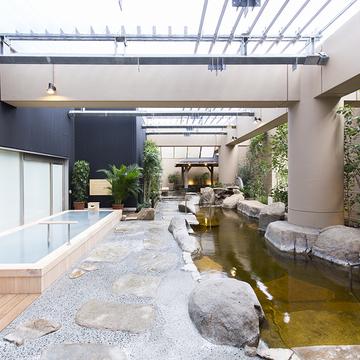 体の中からデトックス!東京ドーム天然温泉 スパ ラクーア入館券を5組10名様にプレゼント!