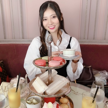 【銀座】LADUREE Caffe