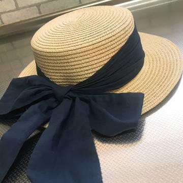 春夏のトレンドアイテム〈カンカン帽〉♪*゚